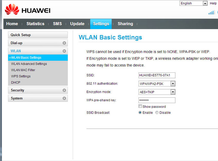HUAWEI MOBILE WIFI USER MANUAL Pdf Download
