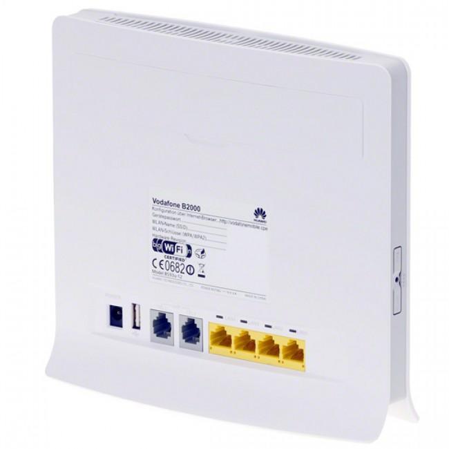 Vodafon Lte Router