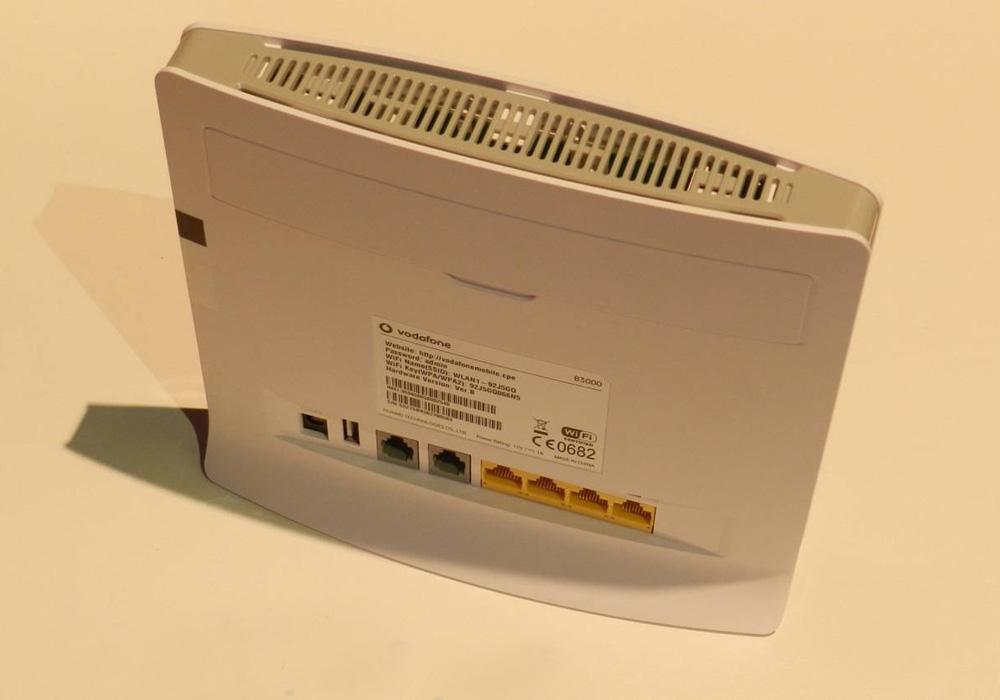 vodafone b3000 lte router test 4g lte mall. Black Bedroom Furniture Sets. Home Design Ideas