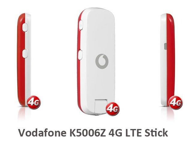 vodafone k5006z lte surfstick from zte 4g lte mobile. Black Bedroom Furniture Sets. Home Design Ideas