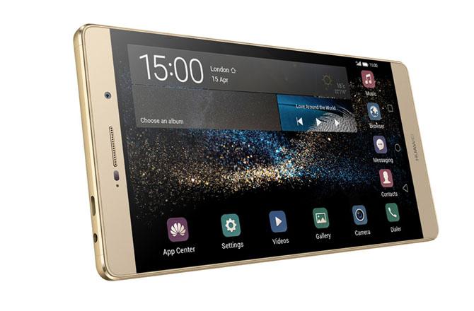 Huawei Announced P8 P8 Max and P8 Lite
