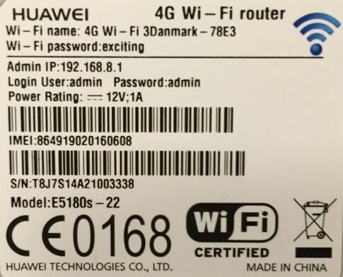 how to setup huawei E5186 Archives – 4G LTE Mall