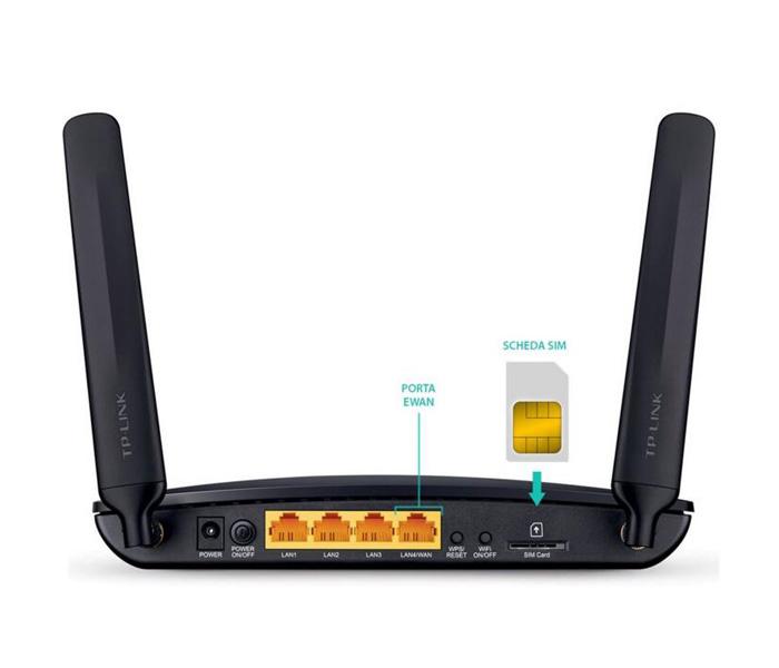 tp link tl mr6400 4g lte router 4g lte mobile broadband. Black Bedroom Furniture Sets. Home Design Ideas