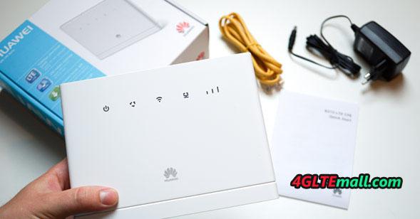 Huawei B315 LTE CPE