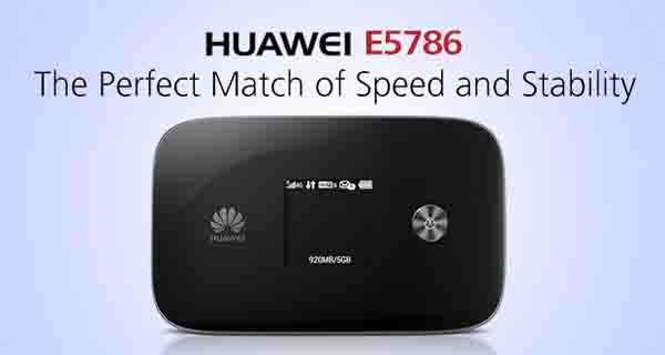 huawei E5786 firmware update Archives – 4G LTE Mall