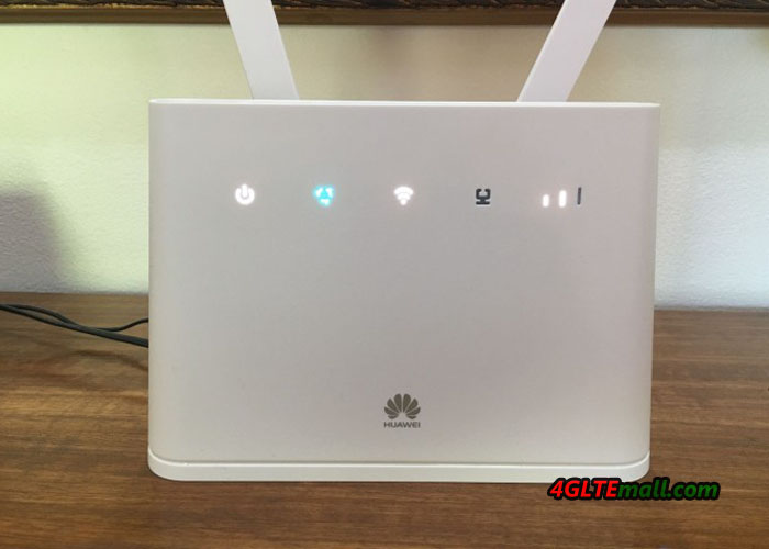 Huawei B310 4G LTE Router Review – 4G LTE Mall