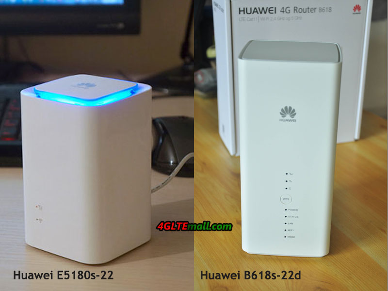 Huawei E5180 4G LTE CUBE Router