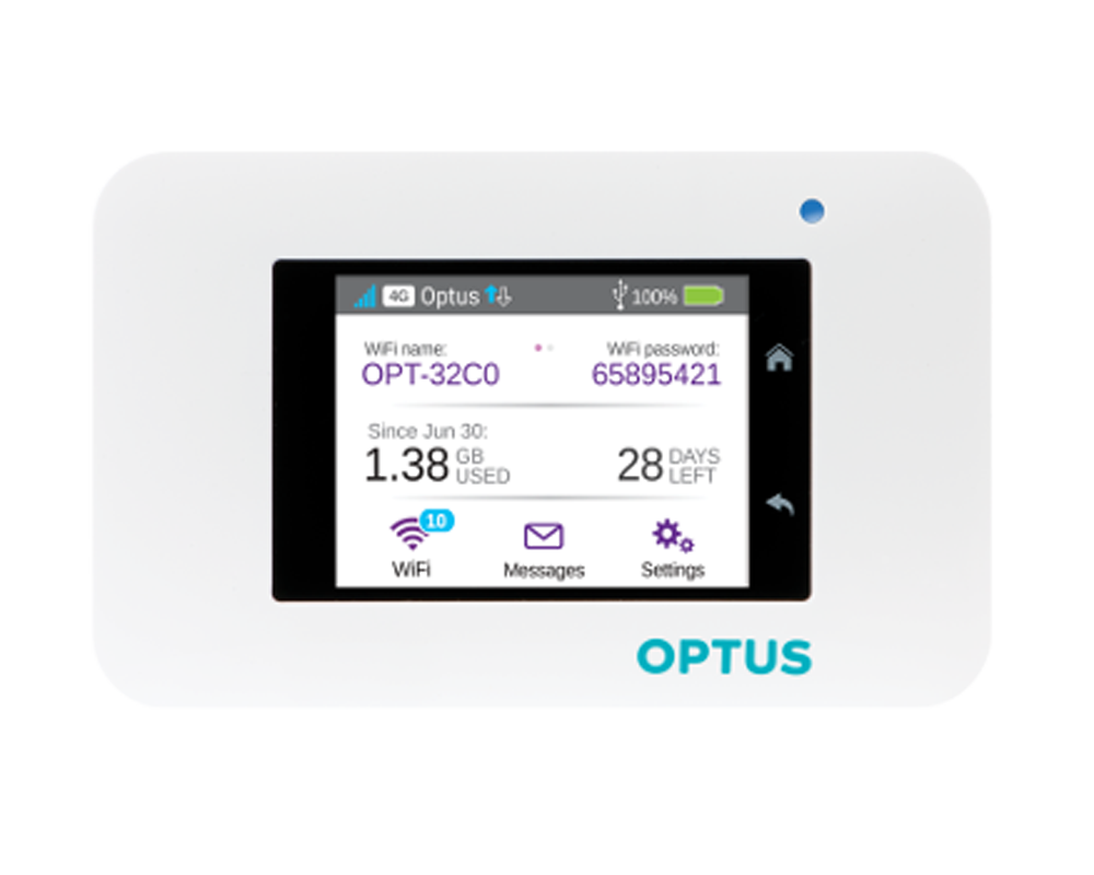 Optus Cat9 4g Wifi Modem Archives Lte Mall Two Connectors For External 3g Antennas Are At The Bottom Side Of Aircard 800s They Covered By Caps Slip To See And
