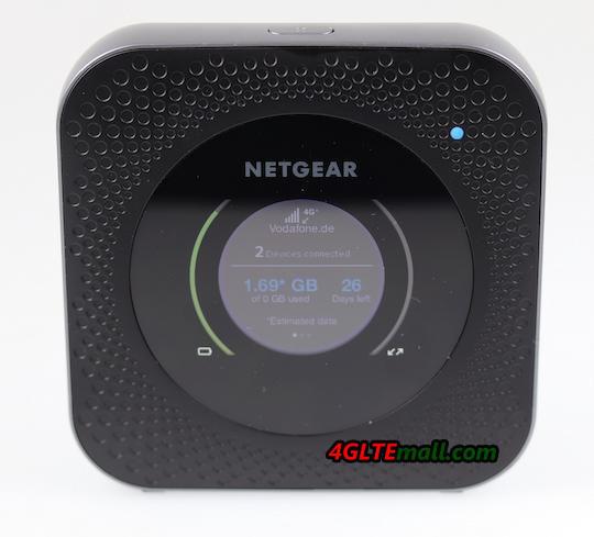 Netgear Nighthawk M1- Best Mobile Router for Travel