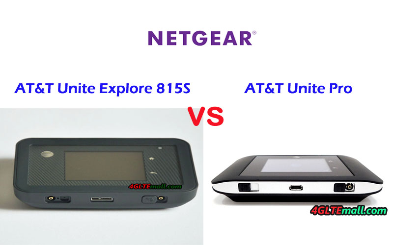 Difference Between Netgear AC781S and AC815S