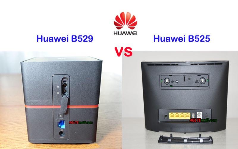 User manual huawei b525