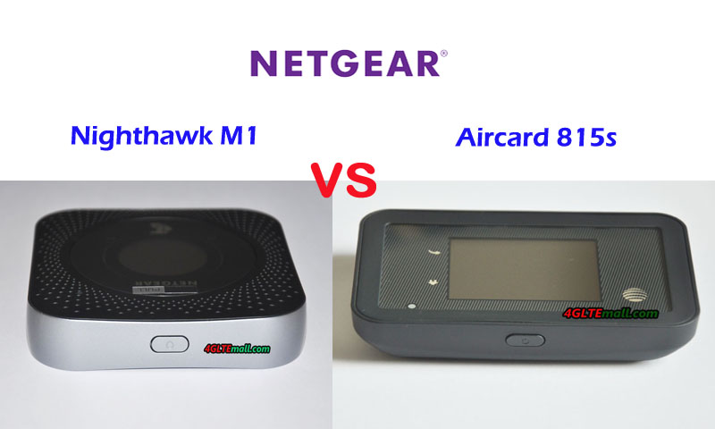AT&T Unite Explore (815s) VS Netgear Nighthawk M1 – 5G News | 5G