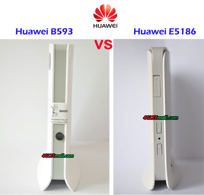 Huawei E5186 Vs Lte Cpe B593 What S The Difference