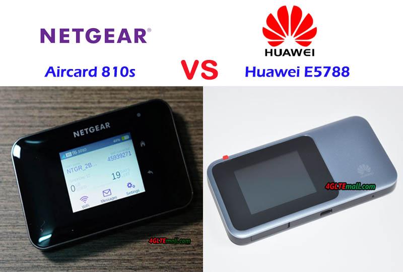 Netgear 810s 4G LTE advance CAT11 600Mbps router unlocked with external antenna