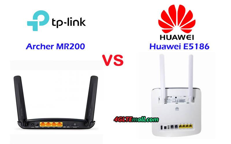 Router 4G LTE-Wifi Dual Portátil TP-Link Archer MR200 ...