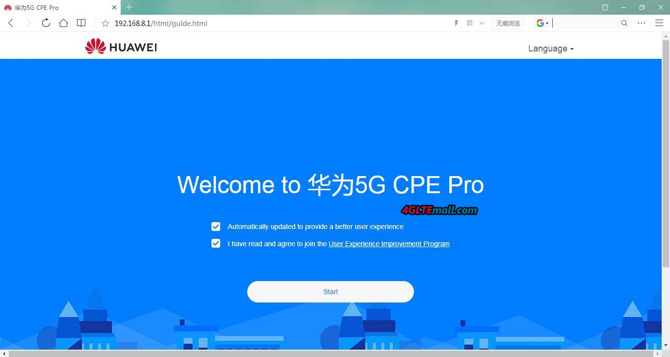 Huawei 5G CPE pro firmware update Archives – 4G LTE Mall