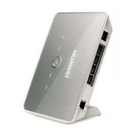 HUAWEI B970b 3G Wireless Router is the upgraded version of B970 Gateway, with better firmware, it has stable performance to support HSDPA 7.2Mbps, and let 32 users to share the network.