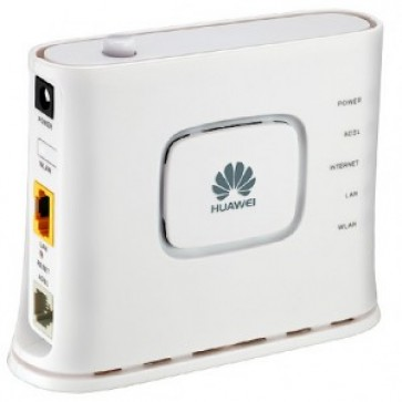 HUAWEI EchoLife HG521 Wireless Router is a new design WiFi Router for home gateway. HUAWEI HG521 is a powerful router that can meet a variety of home and office Internet connection needs. This 300 Mbps wireless router comes with a firewall to help protect