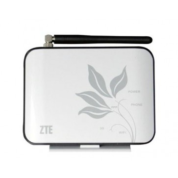 ZTE MF23 3G Wireless Home Router is one of the new home router from ZTE to work with 3.5G mobile network. ZTE MF23 supports HSDPA download speed at 7.2Mbps and upload speed at 5.76Mbps. With  built-in Wi-Fi antenna, MF23 has the ability to use an external