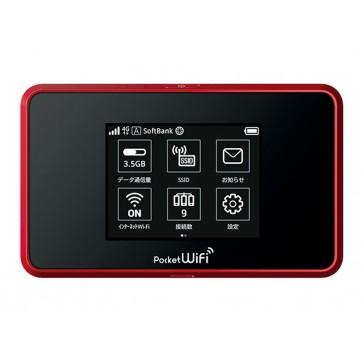 Pocket WiFi 504HW