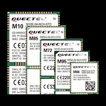 Quectel 3G & 2G Module List