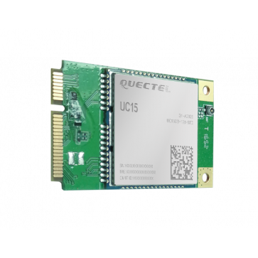 Quectel UC15 Mini PCIe