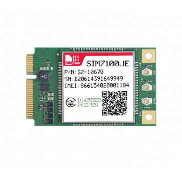 SIMCOM SIM7100JE-PCIe