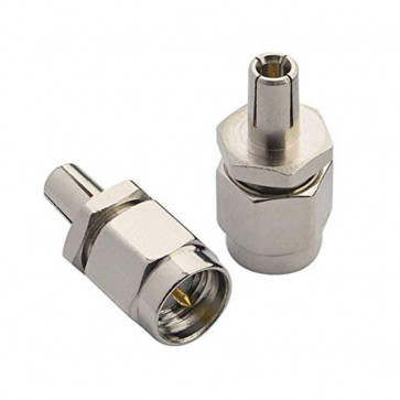 SMA-Male to TS9-Male RF Coaxial Connector