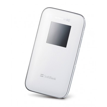 ULTRA WiFi 4G SoftBank 102z LTE Mobile Hotspot is the 4G Mobile WiFi Hotspot to meet the network upgrade, supporting peak download speed up to 76Mbps and upload speed up to 10Mbps. this mobile 4g router could support 10 users to share network simultaneous