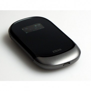 ZTE MF62 3G Mobiles HSPA+ 21Mbps UMTS WLAN MiFi Hotspot is the lastest 3G Wireless modem router from ZTE to support Android Tablets or iPad. ZTE MF62 Mobile 3G WiFi Router is upgraded from the first generation of ZTE MF30 Pocket WiFi to support HSPA+ 21Mb