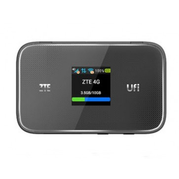 ZTE MF970 uFi LTE Cat6 Mobile WiFi Hotspot| Buy ZTE uFi MF970 4G Pocket WiFi Hotspot