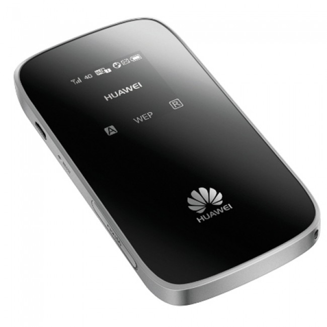 Huawei E589 4G LTE Mobile Pocket WiFi Hotspot