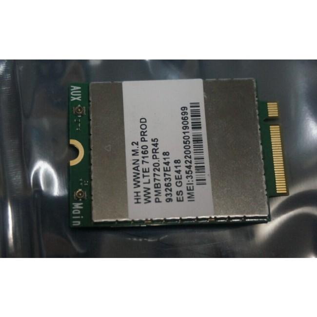 Intel Xmm 7160 Prod 4g Lte Pcie M 2 Module