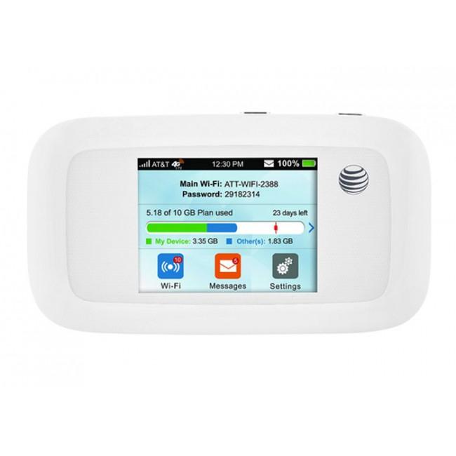 zte mf923 4g lte mobile hotspot buy unlocked at t. Black Bedroom Furniture Sets. Home Design Ideas