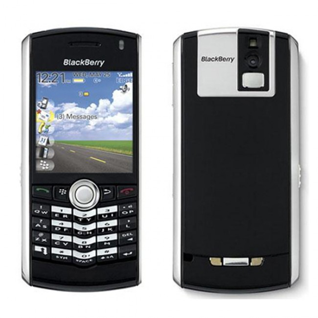 The Blackberry Pearl 8110