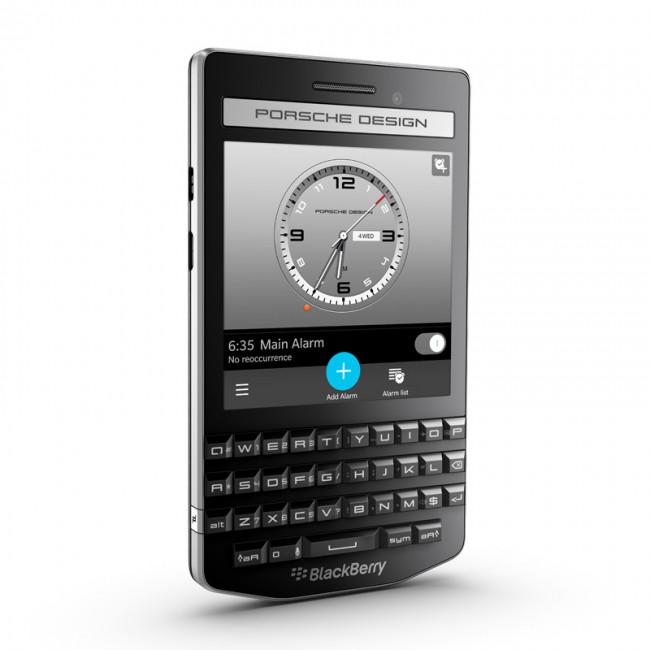 blackberry porsche design p 39 9983 mobile phone. Black Bedroom Furniture Sets. Home Design Ideas