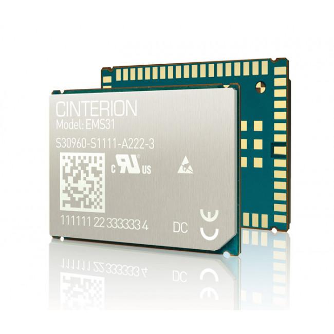 Gemalto Cinterion EMS31 LTE Cat-M1 Module