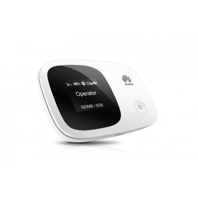 Huawei E5336 3G 21 6Mbps Pocket WiFi Router