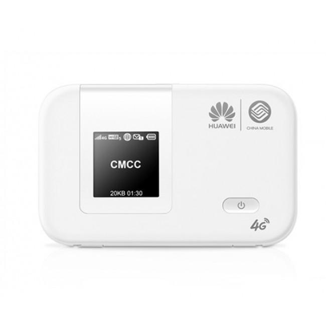 China Mobile HUAWEI E5375 LTE Cat4 Mobile Hotspot