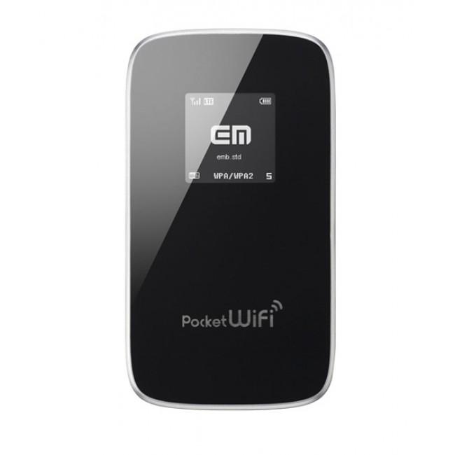 Unlocked Huawei emobile GL04P 3G 1700//2100Mhz Pocket WiFi Mobile Hotspot