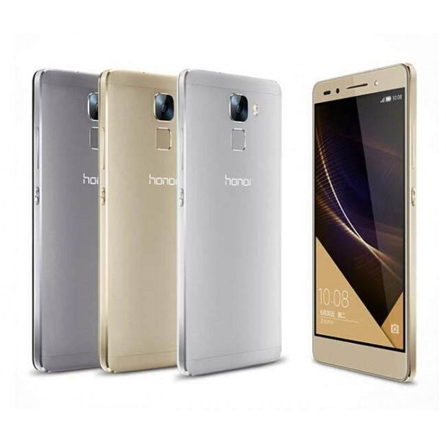 Huawei Honor 7 4g Lte Smartphone Dual Sim Buy Huawei