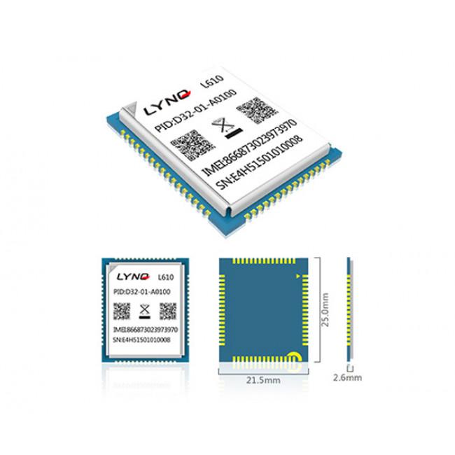 MobileTek L610 LTE NB-IoT(Cat-NB1) Module