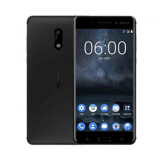 Nokia 6 Resetointi