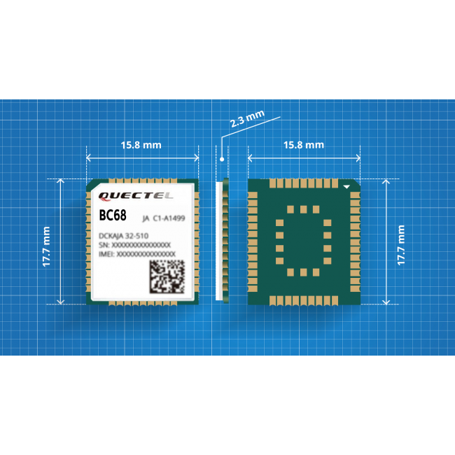 Quectel BC68 LTE NB-IoT Module