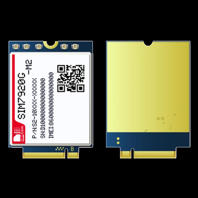 SIMCOM SIM7920G-M2 LTE Cat20 M 2 Module
