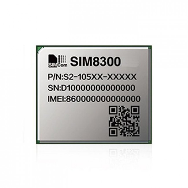 SIMCOM SIM8300 5G NR Sub-6GHz & mmWave Module