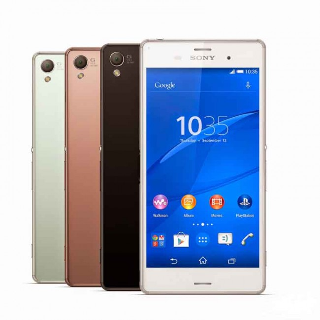 Sony Xperia Z3+ E6533 LTE Smartphone Specifications (Buy ...