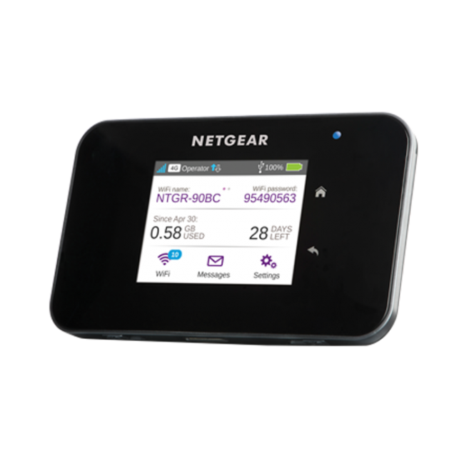 netgear aircard ac810s unlocked telstra wi fi 4gx. Black Bedroom Furniture Sets. Home Design Ideas