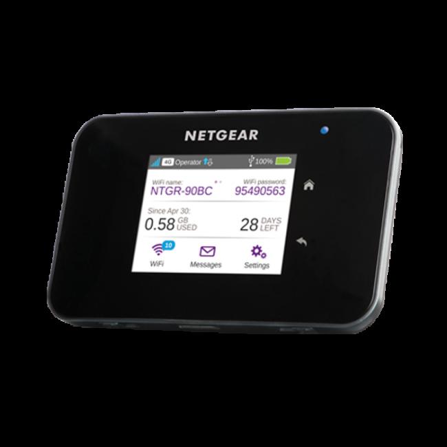 Kết quả hình ảnh cho Modem Wifi 3G/4G LTE Sierra Wireless AirCard 763S (NETGEAR)
