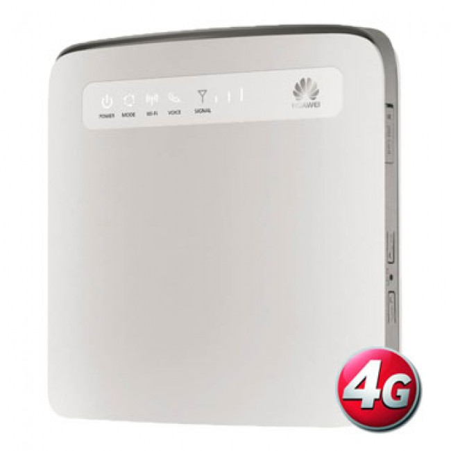 CAT6 300Mbps 4GLTE WIFI ROUTER